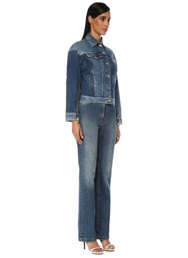 Versace Ceket Mavi
